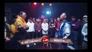 DAT2 • [ G MC vs MADON ] • ҚАЗАҚША РЭП БАТТЛ • DAT BATTLE • DAT AITYS