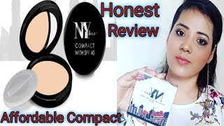 Ny Bae Compact Powder With SPF-40 Honest Review Affordable Compact Powder Only 150 -