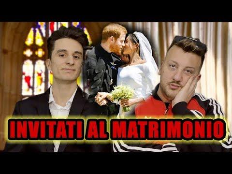 INVITATI AL MATRIMONIO - Royal Wedding - con Mirko Ciccariello