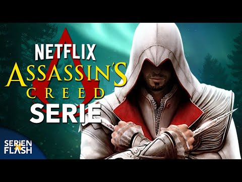 Assassin's Creed: Live-Action-Serie von Netflix und Ubisoft | SerienFlash