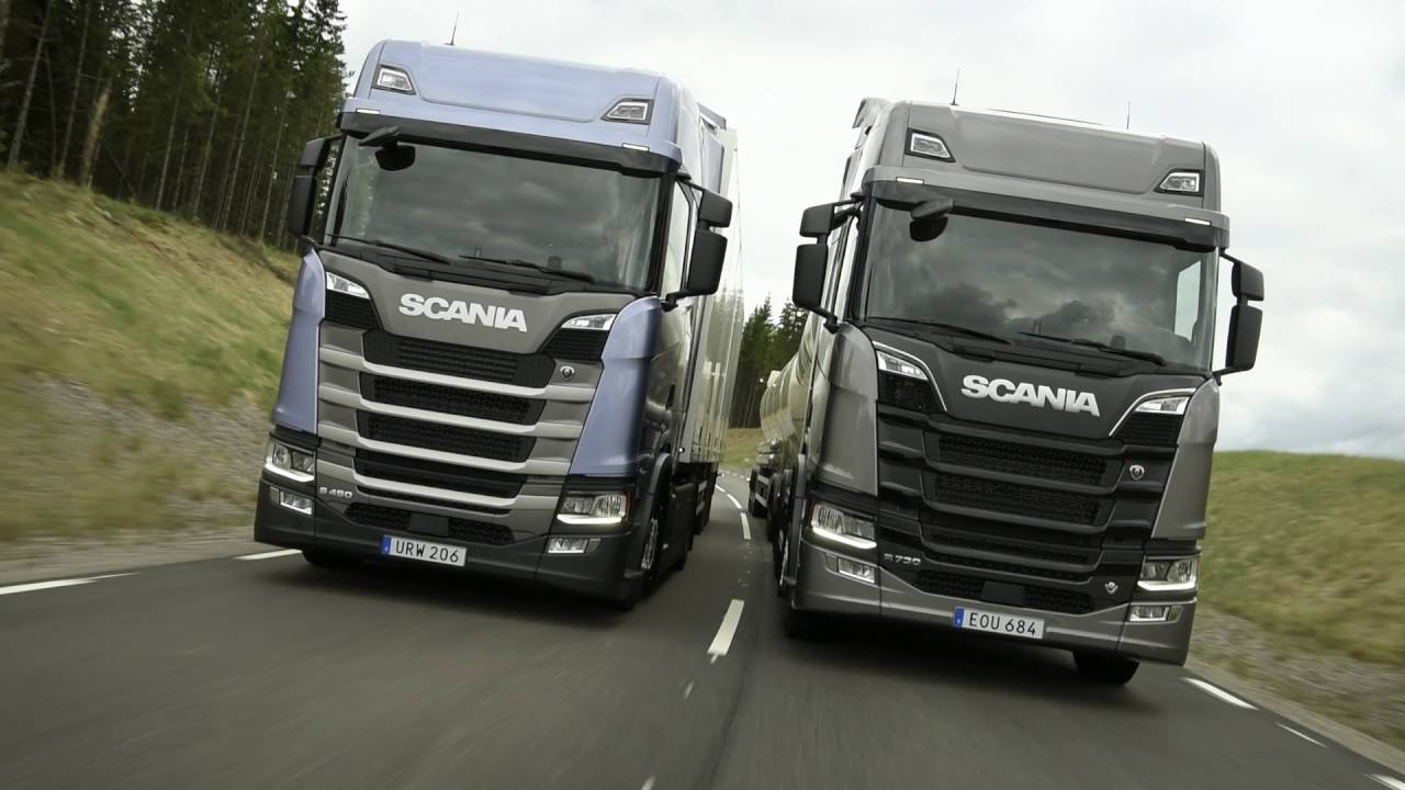 scania s series performance youtube