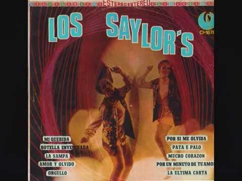 LOS SAYLORS    '' BOTELLA ENVENENADA ''