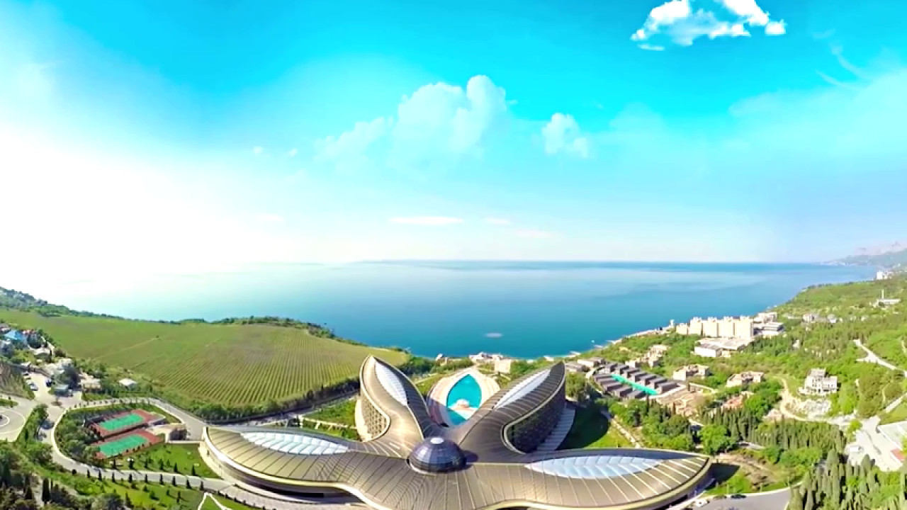 360° Video | Promo-Clip | Rixos Mriya Resort Hotel