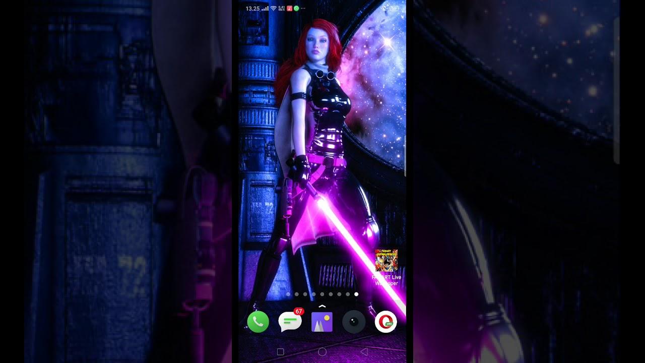 Starwar Jedi Fallen Order Ps4 Live Wallpaper Android Youtube