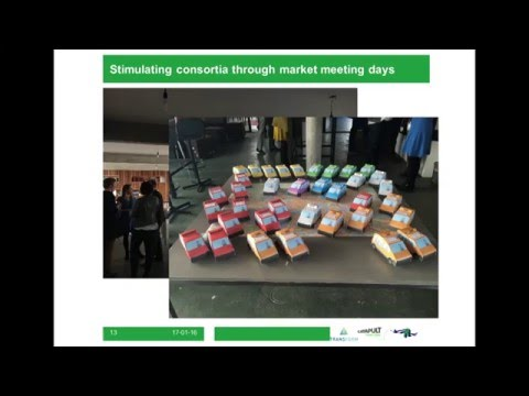 EcoQUIP | Innovation Procurement for Better Service Outcomes Presentation at Erasmus MC