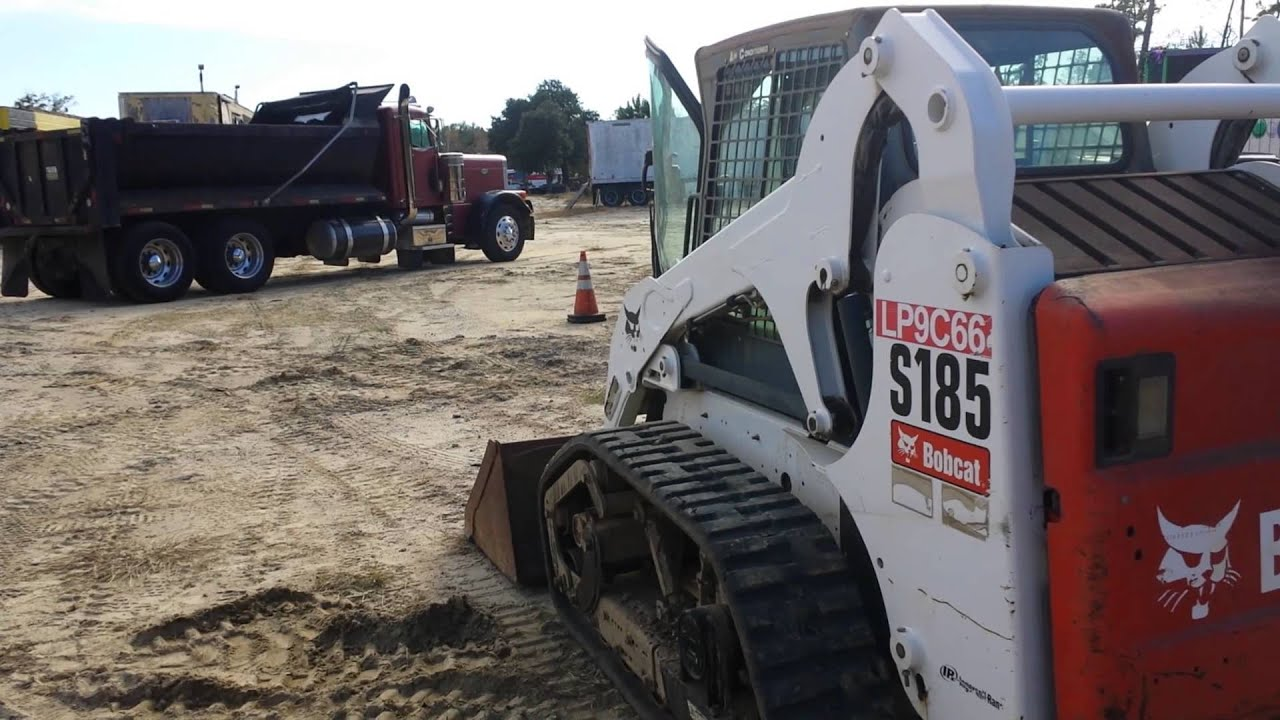 For Sale 07 S185 Bobcat Ignore Pete Amp Mini X Youtube