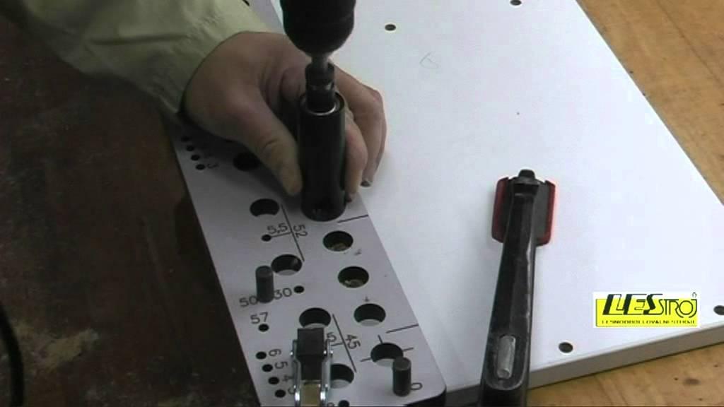 Šablona perforirana CMT900 // Mizarsko orodje