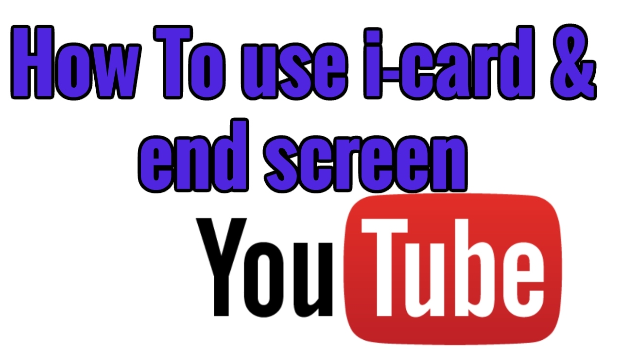 how to make a default end screen on youtube