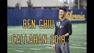 Ben Chiu (#10) for Callahan 2018