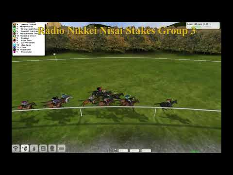 FLAT WK13 R9 Radio Nikkei Nisai Stakes Group 3