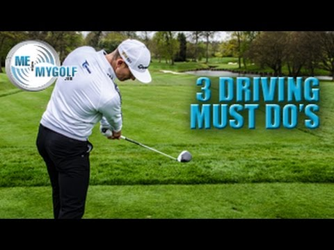 "3 ""MUST DO'S"" WITH YOUR DRIVER"