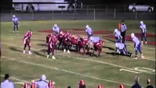 Jeffery Weaver SR Season Highlights - McCormick HS 2014