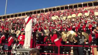 The Big Red Sings Cornell Victorious on Homecoming thumbnail