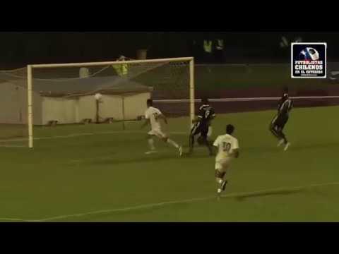 Team Wellington 8-0 Ba, Gol de Nicolas Zambrano (TW)