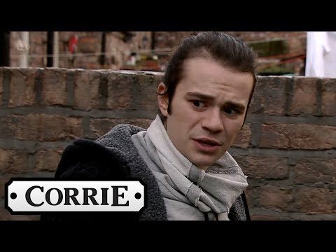 Coronation Street - Seb Gets a New Job Opportunity | PREVIEW