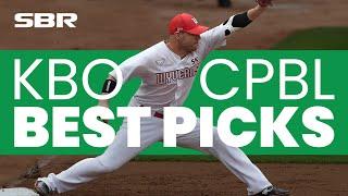 Best Of The Kbo & Cpbl Picks & Baseball Predictions  June 3
