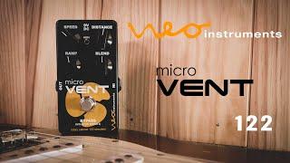Neo Instruments micro VENT 122 - Rotary Cabinet Simulator