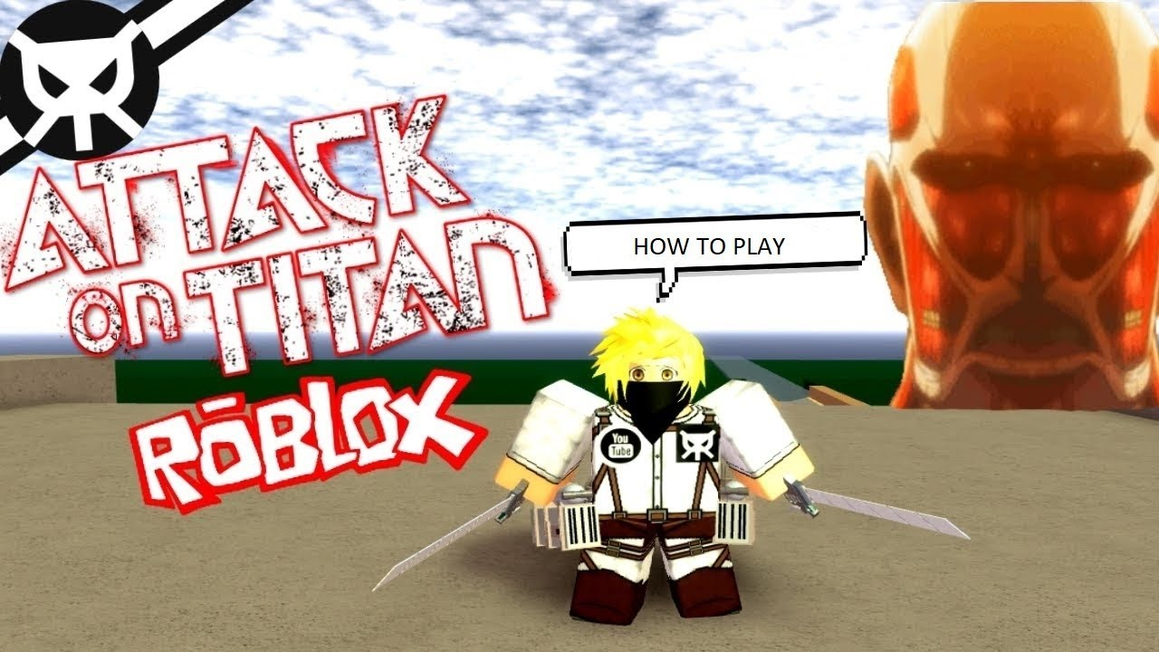 Download HOW TO PLAY ▼ Attack On Titan: Downfall ROBLOX ▼ Tutorial