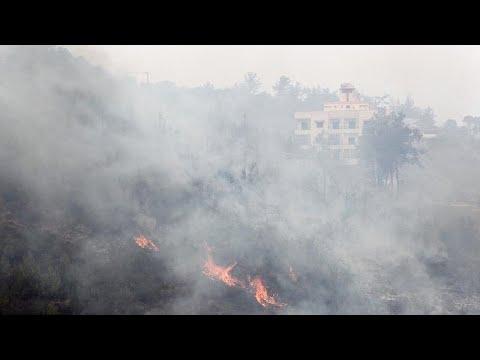 بولا يعقوبيان ليورونيوز عن حرائق لبنان: الدولة في غيبوبة والبلد عاجز…  - نشر قبل 25 دقيقة