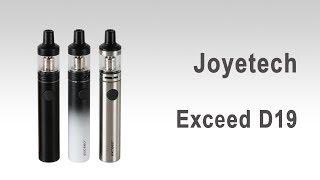 joyetech Exceed D19 (обзор)