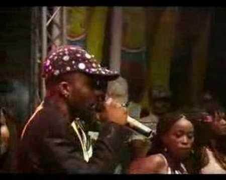 Fally Ipupa et Soleil Wanga (live a fikin)