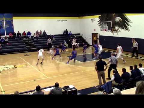 Delano Smith 6'0 Combo Guard Toledo Christian Schools C/O18 2016-17 Season Highlights.