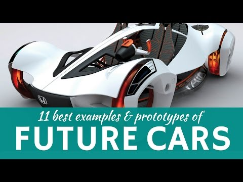 Cars of the FUTURE: 11 best transport technologies, startups & prototypes