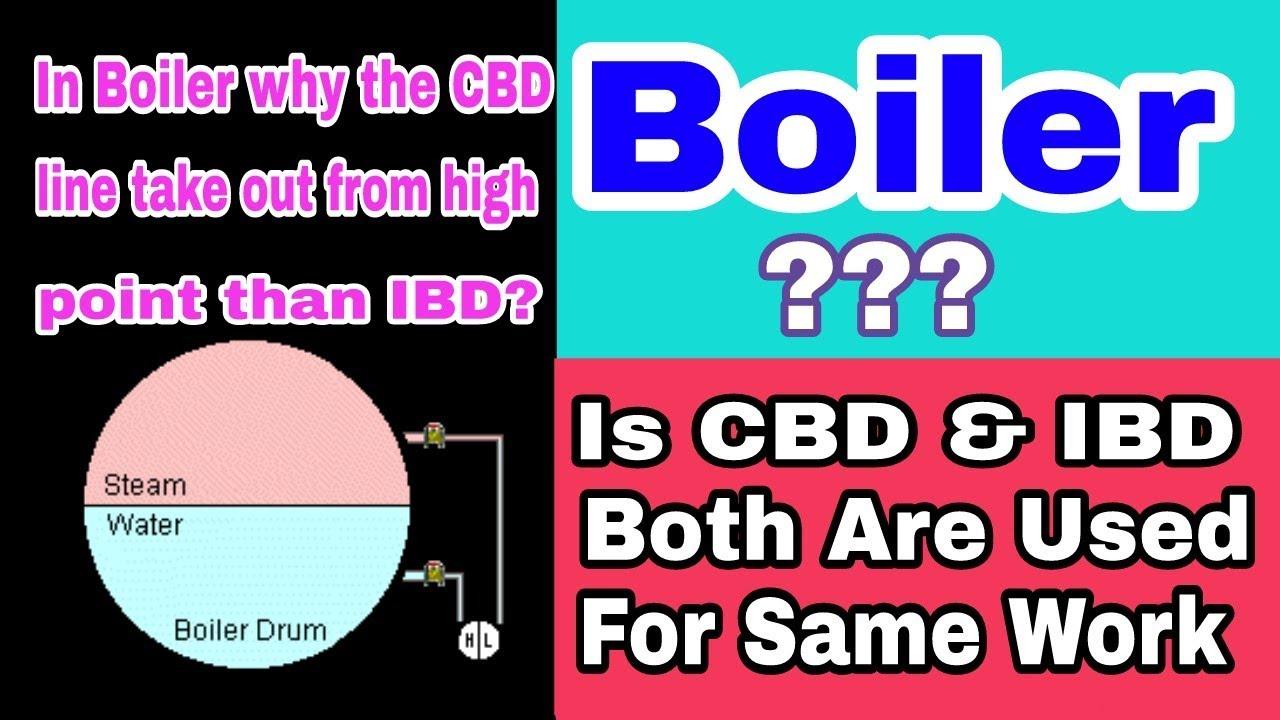 Why CBD & IBD Both Are Used In Boiler // Boiler Blowdown // How to ...