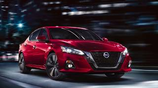 2019 Nissan Altima - NissanConnect® Services Powered by SiriusXM (if so equipped)