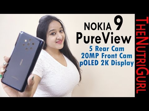 Nokia 9 PureView - Unboxing & Overview in HINDI(Retail Unit)
