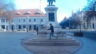 Freerunning in Szekszárd!!