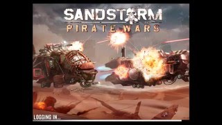 Sandstorm Pirate Wars Android Gameplay IOS