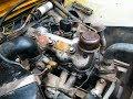start engine 2 l  land rover series 1 86 sw