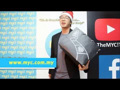 MYC!TV News Ep.21 - Tis' the Week Before Christmas!