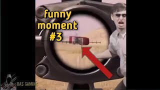 PUBG mobile  funny moment#3 & wtf moment