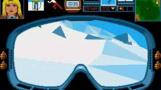 Midwinter gameplay (atari st)