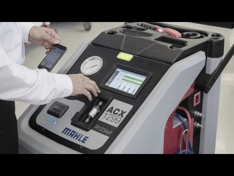 MAHLE Diagnostic System Helps to Effectively Inspect Cars
