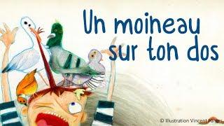 Henri Dès chante - Un moineau sur ton dos - chanson pour enfants