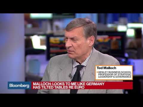 Trump EU Ambassador Candidate Ted Malloch: Strong Reason for Grexit