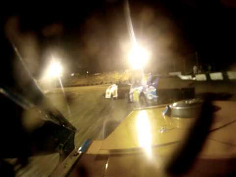 Austin Ruskauff Sport Mod #88C Santa Maria Speedway Main 5/17/14
