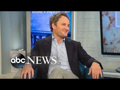 'Chappaquiddick' star Jason Clarke on his new role as Sen. Ted Kennedy