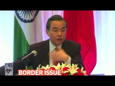 mitv - China's FM Wang Yi discusses economic and border issues with Indian PM Modi