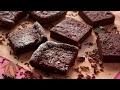 Vegan Beet Brownies   Valentine's Day Dessert