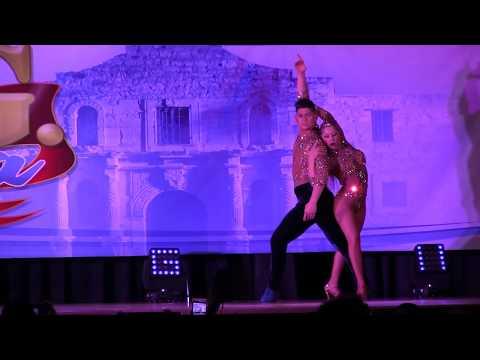 Ricardo Vega and Karen Forcano at BIG Salsa Festival 2017