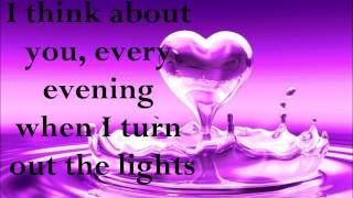 Austin and Ally I think about you- Lyrics