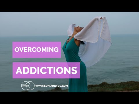 What is the root of addictions and how to deal with them