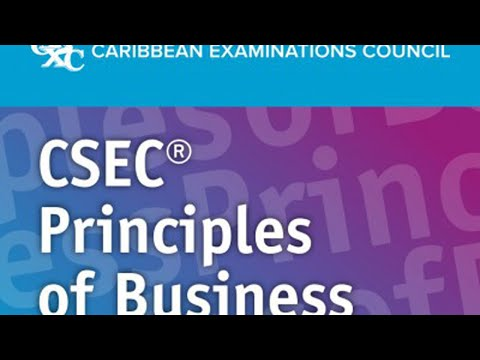 CSEC Principles of Business: LOGISTICS AND SUPPLY CHAIN CONTINUED thumbnail