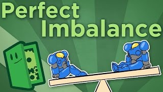 Perfect Imbalance - Why Unbalanced Design Creates Balanced Play - Extra Credits