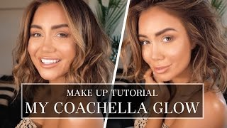 my festival inspired make up tutorial for coachella pia muehlenbeck