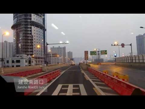 5分鐘看完中國成都全程高架營運的BRT(BRT of Chengdu,China)